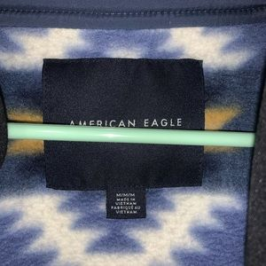 American Eagle Outfitters Jackets & Coats - AEO patterned fleece